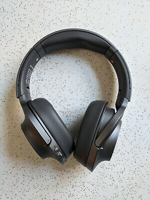 Sony WH-H900N h.ear Wireless Over-Ear Noise Cancelling HiFi headphones - Black
