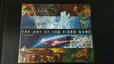 The Art of the Video Game ~ Large Hardback Book