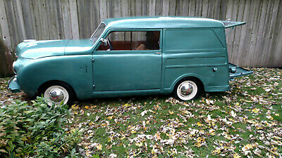 1948 Crosley Delivery  1948 Crosley Delivery Panel Van 4 Cyl Overhead Cam 3 Speed Manual Trans 6K miles