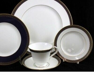 Waterford china Powerscourt trio set cup saucer tea plate many available NEW
