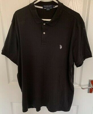 Men's US Polo Assassin Polo Shirt Size XL in at least 8/10 Condition
