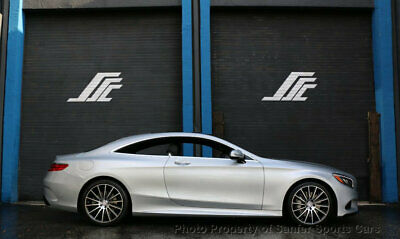 2015 Mercedes-Benz S-Class 2dr Coupe S 550 4MATIC 2015 Mercedes Benz S550 AMG Sport Coupe 4MATIC Financing Available Accept Trades