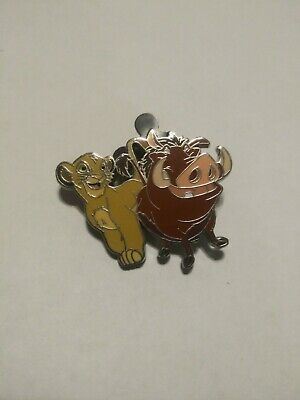 Celebrate Everyday - Mystery Pin - Simba and Pumbaa Only - Disney Pin 67333