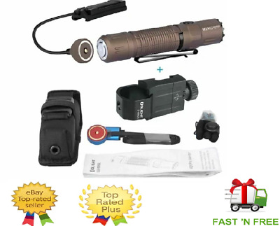 Bundle Olight M2R Pro Warrior with RWX07 Magnetic Remote Switch and E-WM25 Mount