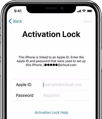 iCloud Unlock Service Removal for iPhone X, XR, XS, iPad PRO (Activation Lock)