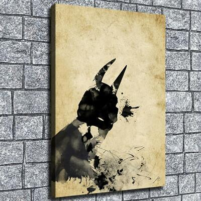 "12""x18""Abstract batman HD Canvas print Home decor Room Wall Art Painting Picture"