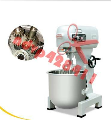 B10 Commercial Food Mixer Gear Driven Dough Flour Paste Three Speed