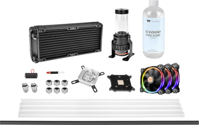 Thermaltake Water Cooling Pacific M240 DIY Liquid cooling NEW