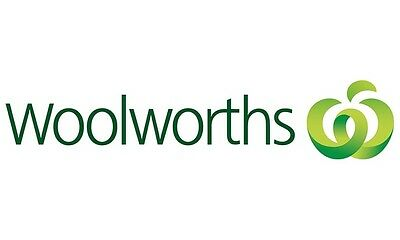 $5 woolworths gift card .