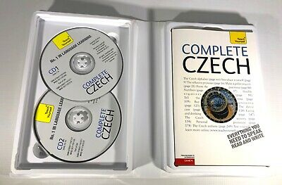 Complete Czech with Two Audio CDs: A Teach Yourself Guide (FREE SHIPPING)