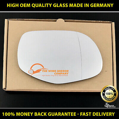 Wing Mirror For PORSCHE Cayenne Heated Fits to reg 2011 TO 2017 Wide Angle RHS