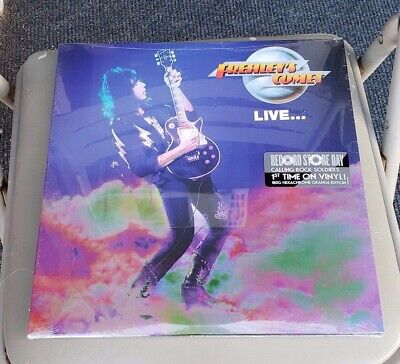 ACE FREHLEY Frehley's Comet Live... VINYL LP RECORD RSD Black Friday 2019 NEW!