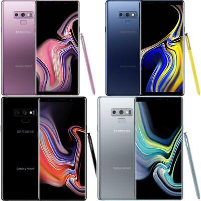 Samsung Galaxy Note 9 N960U 128GB Factory Unlocked Android Smartphone