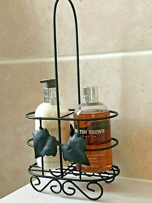 Iron Toiletries Holder New All Proceeds To Charity