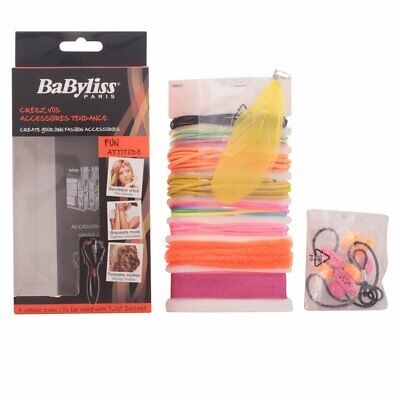 BaByliss 799504 Twist Secret Accessories Candy Attitude 1 Pack 1 x 22 Pieces