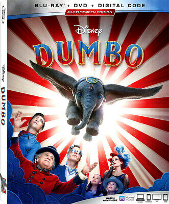 Dumbo, Slipcover, Case And Dvd Only, Never Watched, Free Shipping