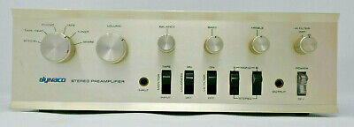 Dynaco Pat4 Preamplifier - Very Clean - Tested All Working