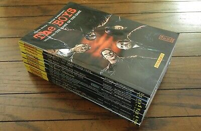 The Boys 1-12 TPB Lot Complete