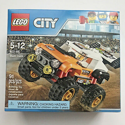 LEGO Stunt Truck City 60146 Retired New Sealed