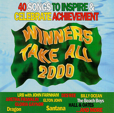 Winners Takes All - 40 Songs To Celebrate Achievement / Var Artists - 2 Cd Set