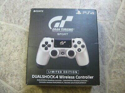 Sony PS4 Playstation 4 Wireless Controller DS4 Gran Turismo Limited Edition OVP