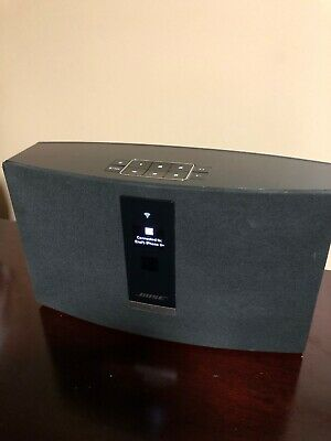 Bose SoundTouch 20 Series III Wireless Music System Wifi And Bluetooth Great