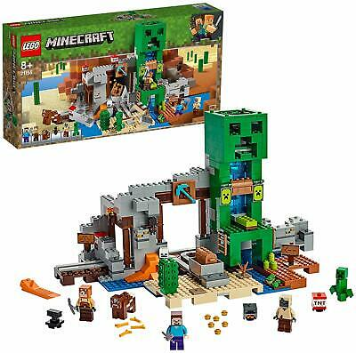Lego Minecraft™ Die Creeper™ Mina, Giocattolo, Konstruktionss, Regalo