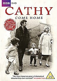 Cathy Come Home dvd freepost in very good condition