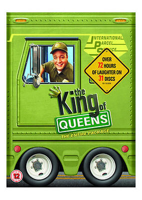 The King Of Queens Complete Collection Dvd Box Set New Seasons Series 1-9 Uk R2