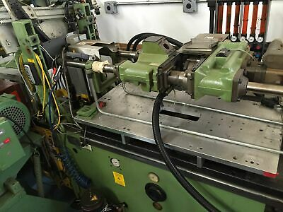 Arburg Model 221M-350-75U Allrounder 350 Ton Clamp Force Injection Molding Machi