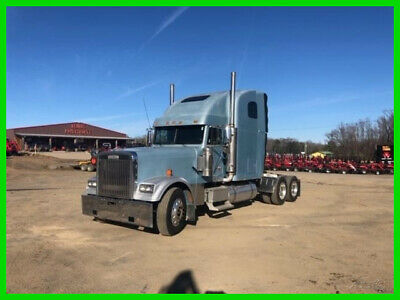 2002 Freightliner Xl Classic 500 Horse Detroit Only 416K Miles (No Reserve)