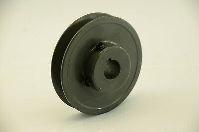 OD 5//8 In Bore 1-Groove Cast Iron A Belt Pulley AK30x5//8 MA30x5//8 Maska 3.05 In