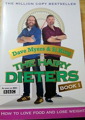 The Hairy Dieters: How to Love Food and Lose Weight, THE HAIRY BIKERS. BRAND NEW
