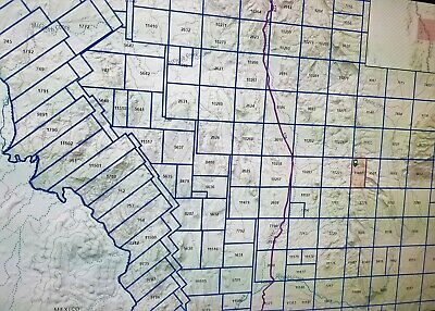 Presidio County Texas Land For Sale.  Nice 40 Acres Of Undeveloped Land. Cheap.