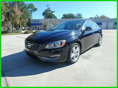 2015 Volvo S60 T5 Premier ALL WHEEL DRIVE T-5 TURBO 2015.5 VOLVO S60 T-5 AWD PREMIER PKG 1 OWNER CLEAN AUTOCHECK BUY IT NOW 6350