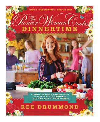 The Pioneer Woman Cooks: Dinnertime - Comfort Classics, Freezer Food, 16-