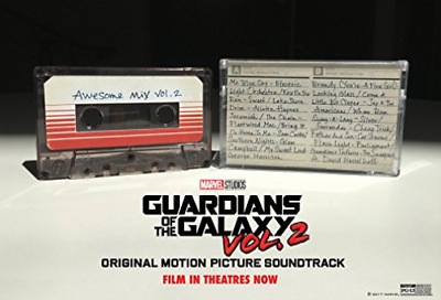 Various Artists-Guardians Of The Galaxy 2 (Us Import) Cassette New