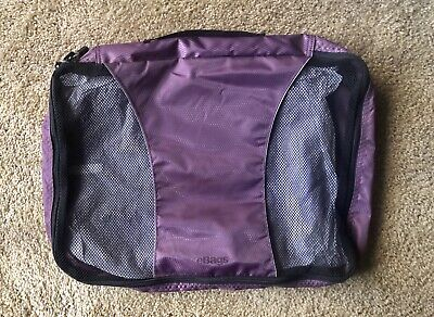eBags Large Classic Eggplant (ONE) Packing Cube - New, Never Used