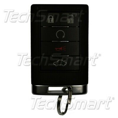 Remote Transmitter For Keyless Entry And Alarm System TechSmart C02037