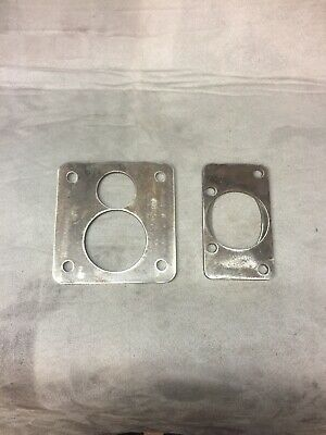 eaton m62 supercharger Inlet/outlet Plates Mx5 Is200 Mercedes