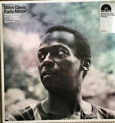 Miles Davis -Early Minor- RSD Black Friday RECORD STORE DAY- SEALED VINYL LP NR