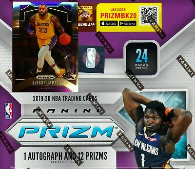 2019 Prizm Basketball Rookie Cards - You Pick -
