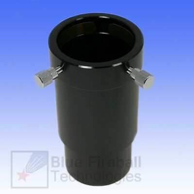 """Blue Fireball 2"""" Eyepiece Extension Tube with 80mm (3.15"""") Extension  # X-05"""