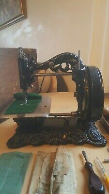 Vintage Princes of Walles Sewing Machine. Rare and just few left in the world