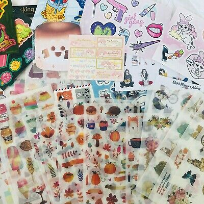 Cute Diary Stickers