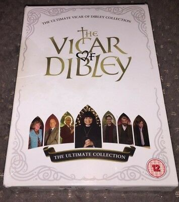Vicar Of Dibley DVD Boxset The Complete Series Ultimate Collection (2007)BBC