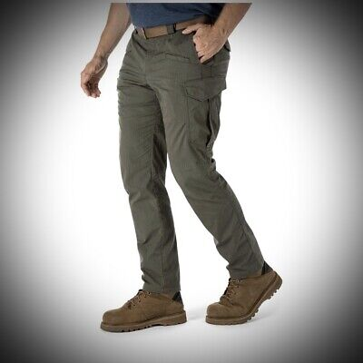 511 Tactical Series Mens Taclite Pro Icon Green Cargo Pants Size 34 Style 74521
