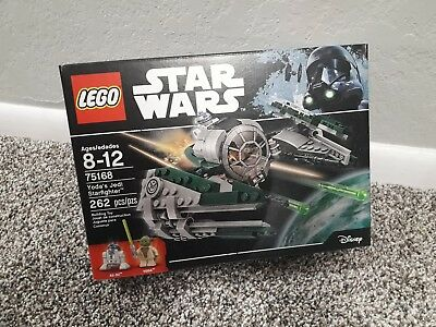 LEGO Star Wars Yoda's Jedi Starfighter Complete Set with R2-D2 - NEW sealed Box