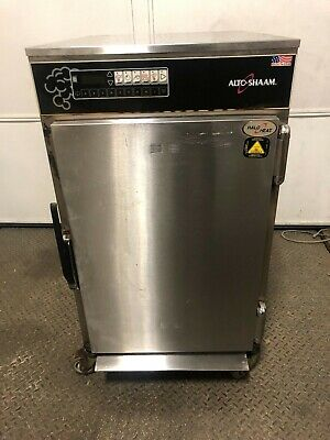 2015 Alto-Shaam 1000-SK/III Half-Size Electric Smoker Oven w/ Low Temp 1 phase