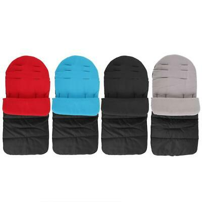 Thicken Footmuff Cosy Toes Buggy Stroller Pram Baby Soft Fleece Cover Winter War